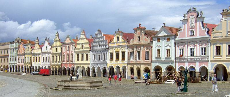 Telc_Czech_Republic