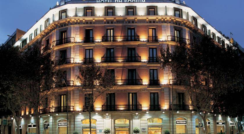 Nh barcelona podium - Hotel nh podium ...