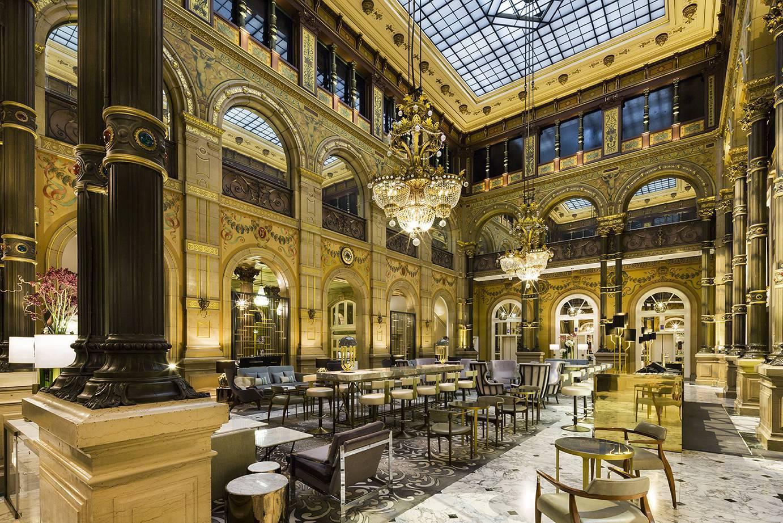 Hotel Ile De France Opera Parigi