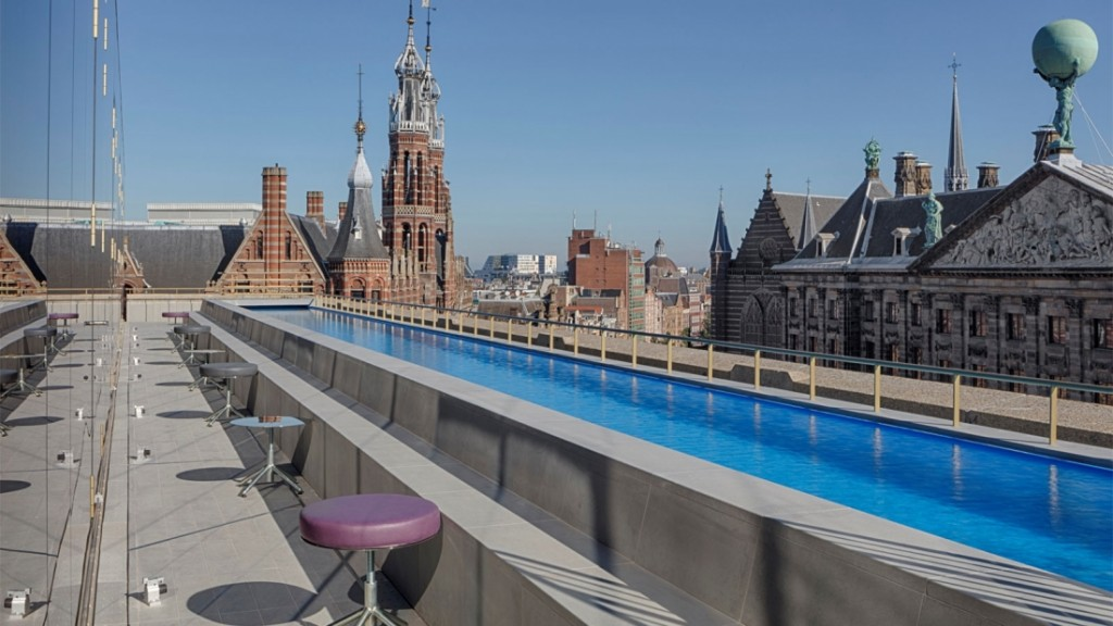 W Amsterdam Hotel Review