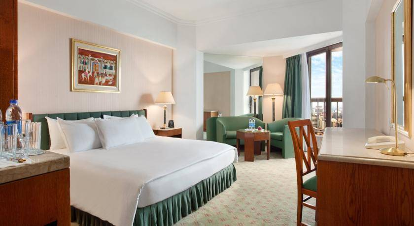 Hilton Ramses Hotel Review