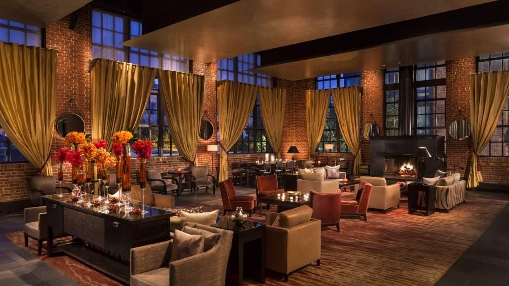 The Ritz-Carlton Georgetown - Washington, DC lobby