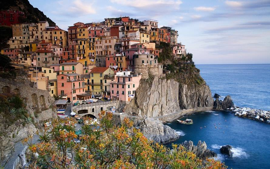 Is it Safe To Travel To Europe? Cinque Terre Italy