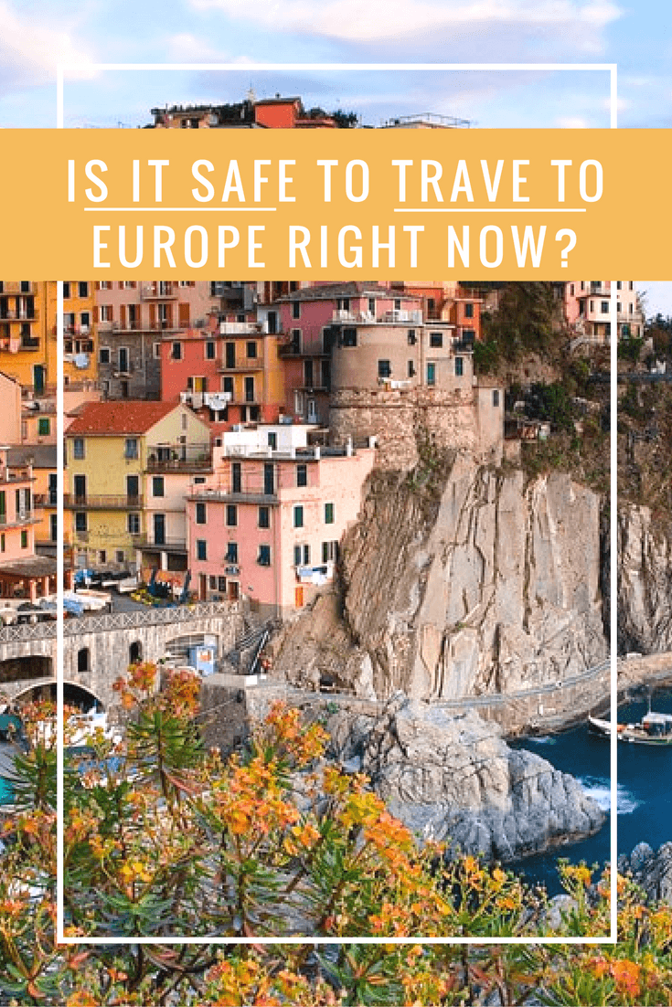 With the current political situation, you may be asking yourself the same question- is it safe to travel to Europe right now? Here\'s why you should.
