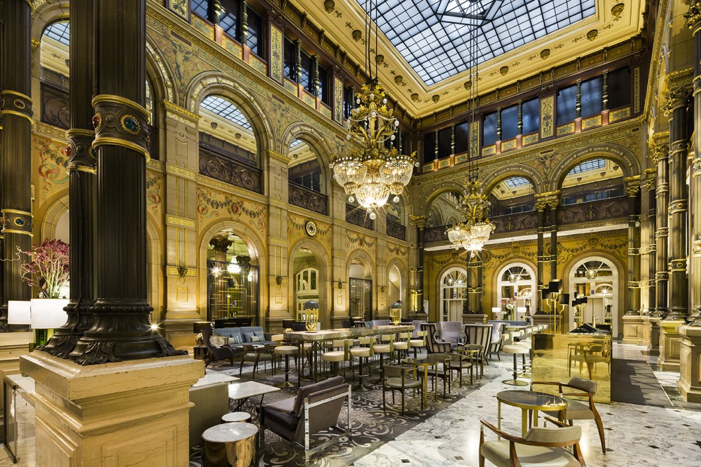 Hilton Opera Paris Review