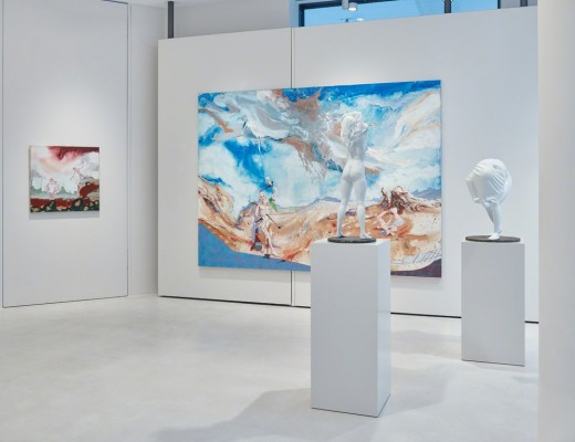 The Contemporary Art Lover's Guide To Dusseldorf, Setarah Gallery