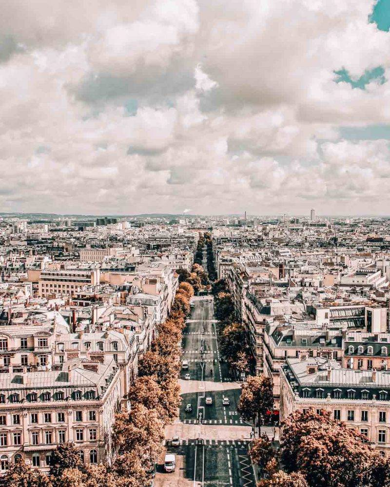 How to See Paris, France in 2 Days (48 Hours) - a Complete Guide to Paris France. The best things that you must do: Free things to do in Paris and Cheap Places to eat in Paris #travel #paris #france