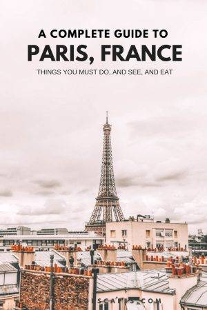 Looking to see Paris in one day or a 2 day Paris itinerary? We have you covered either way. Here are things to do, see and eat while in Paris France. #Paris #France #Thingstodo
