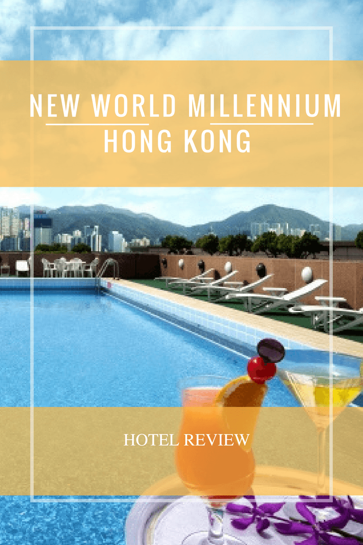 Looking to be in the centre of a vibrant area but in a luxury room overlooking Victoria Harbour then the New World Millennium Hotel Hong Kong is for you.