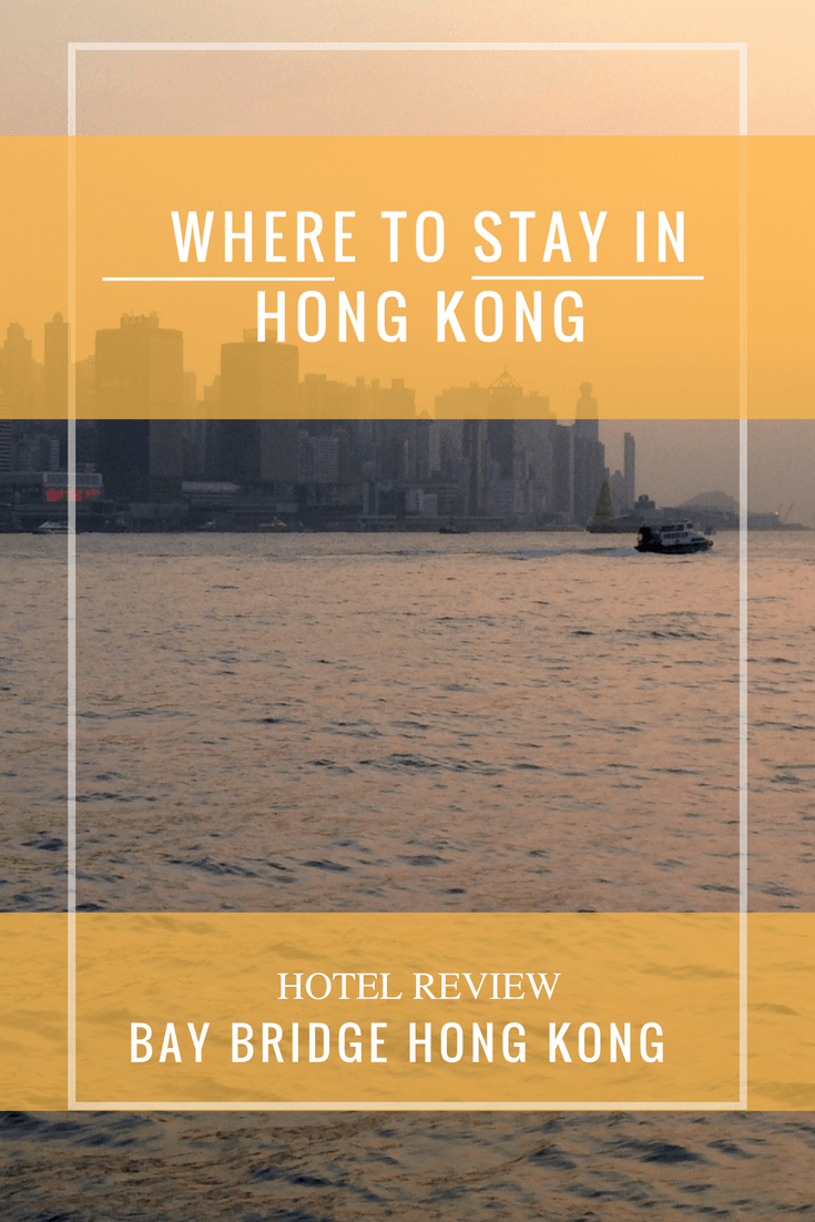 Where to Stay in Hong Kong: Bay Bridge Hong Kong by Hotel G – Hotel Review