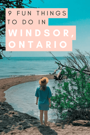 Looking for really fun things to do on your girls weekend? You're fill all of our favorite places to eat, drink and go how in this fun things to do in Windsor Essex guide.