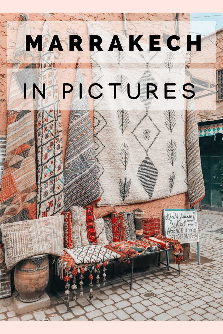 Marrakech: A Photo Essay