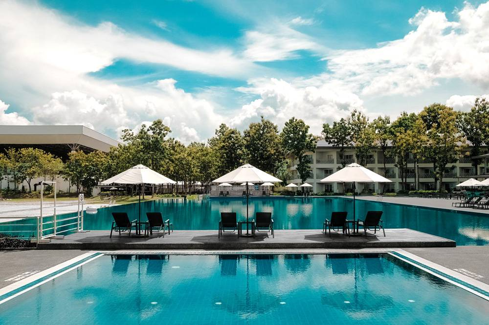 Luxury is a word certainly associated with Bali, but Nusa Dua takes it even further, making it one of the best places in Bali to stay for relaxation