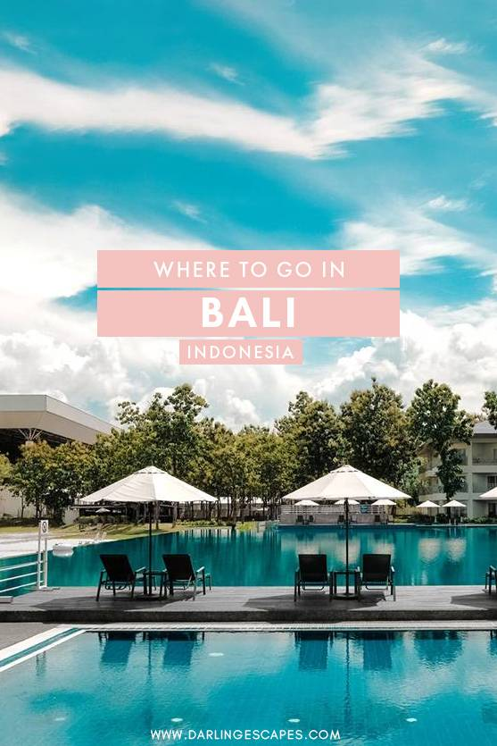 Where to Stay in Bali for First-time Visitors