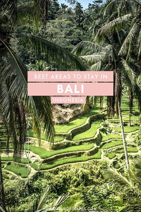 Visiting Bali soon and wondering what are the best places to stay in? Here are the best destinations in Bali for first-time visitors!