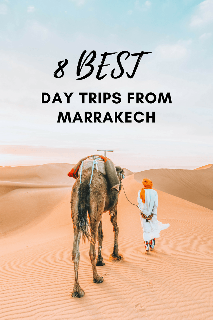 No visit to Morocco is complete without a day trip from Marrakech to explore this beautiful country. Tours from Marrakech are the best way to get to know this wonderful country.