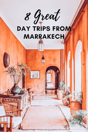 Not sure if there are Marrakech Excursions worth your time? Here are the 8 best days trips from Marrakech that we love! #Morocco #Merrakech #Africa #Daytrips