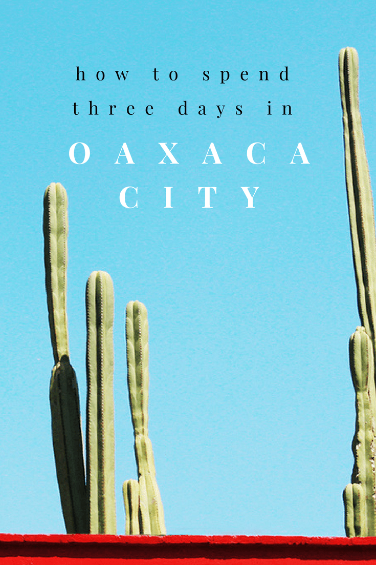 Things to do in Oaxaca City in Three Days