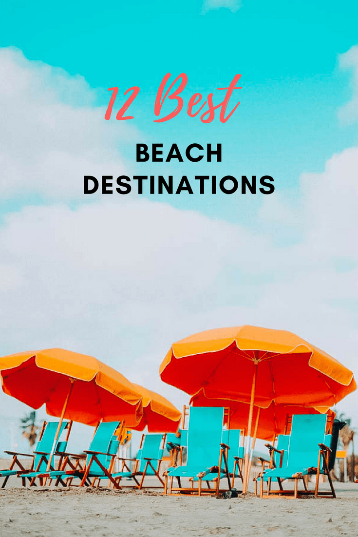 Looking for the Best Beach Holiday Destinations to plan your time off? We've put together our favorites that are a quick flight away. #Beach #holidays #travel #Mexico #Sanjuan