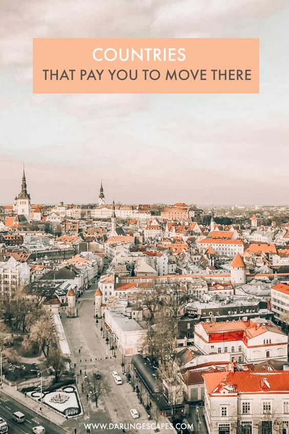 Dreaming of moving abroad? If you're a newly fresh graduate looking to work abroad, or just a person who loves to travel and wants to experience new cultures, these are 10 countries that will pay you to move and work there!