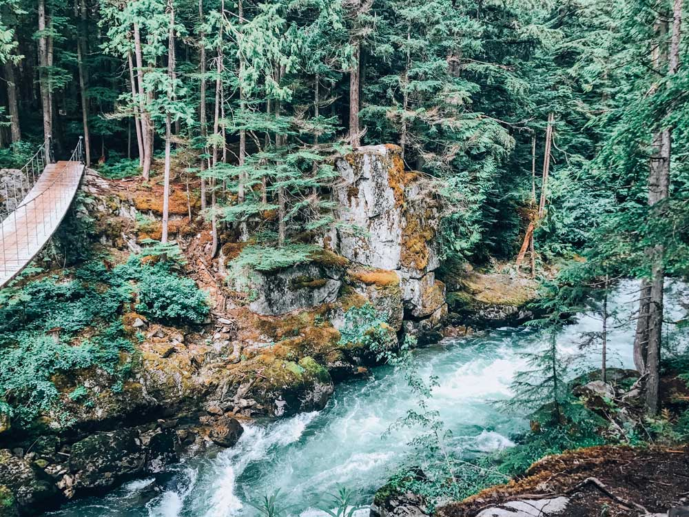 There are so many great things to do in Whistler, but hiking is on the top of every Whistler summer activities list. This guide covers where to stay, what to do, and what to see. #whistler #fairmont #uppervillage #canada #bc