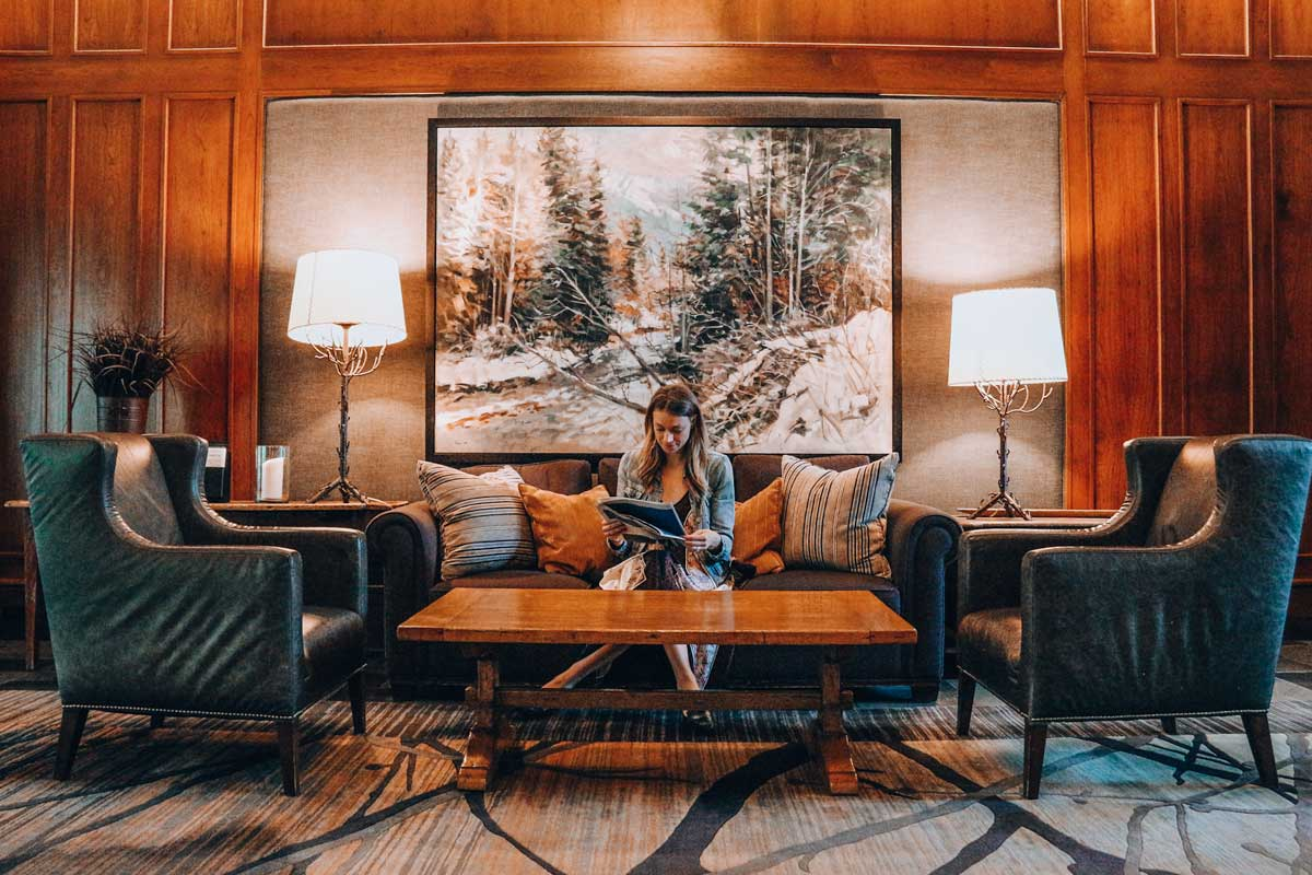 While there are so many things to do in Whistler in summer and winter, you can also just as easily spend an entire weekend at the Fairmont Chateau Whistler. #Whistler #fairmont #bc #canada #summer