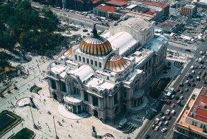 "Known as ""The Cathedral of Mexico"", Bellas Artes is definitely on our list of must-sees in Mexico City"