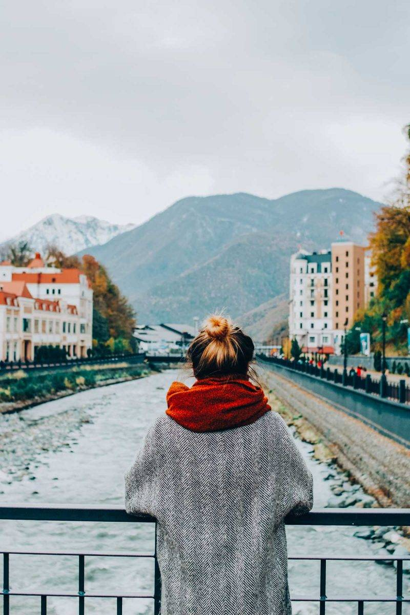 Answering the ultimate question- what do you pack for fall and winter in Europe . This packing list for Europe in the winter has everything you need. #Europe #Packinglist