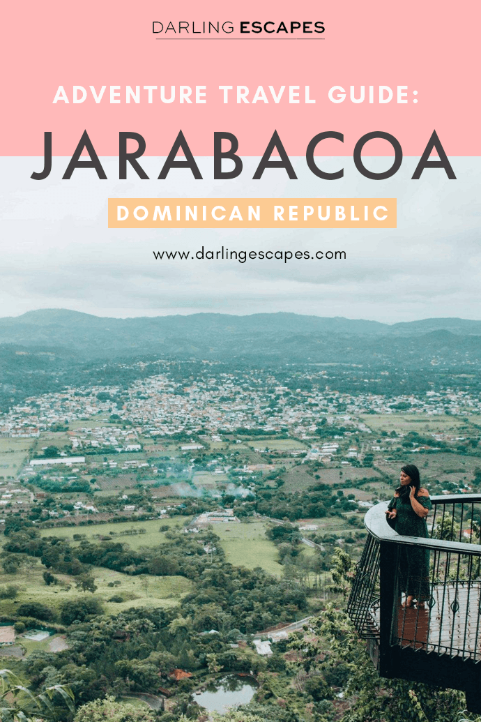 The adventure lovers' guide to Jarabacoa Dominican Republic. Everything you need to do, see, and eat in the lush great heart of this magical country.