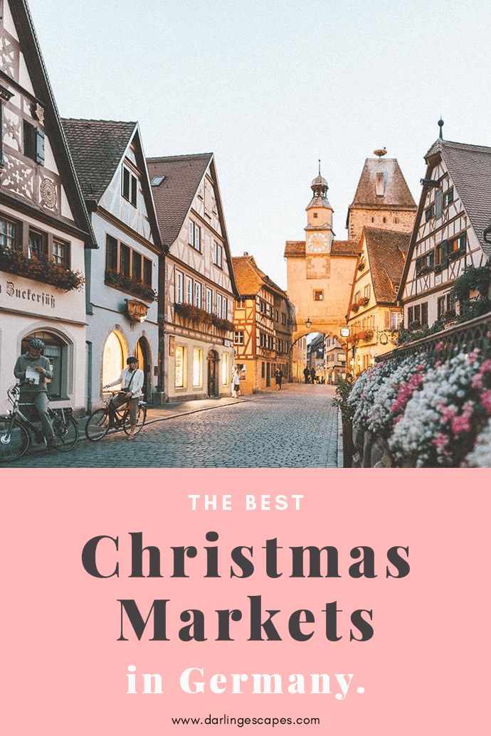 Clearly all the best christmas markets are in Germany, no contest there. But there\'s too many; which one to visit? We found out which cities are good for the ultimate magical vibe.