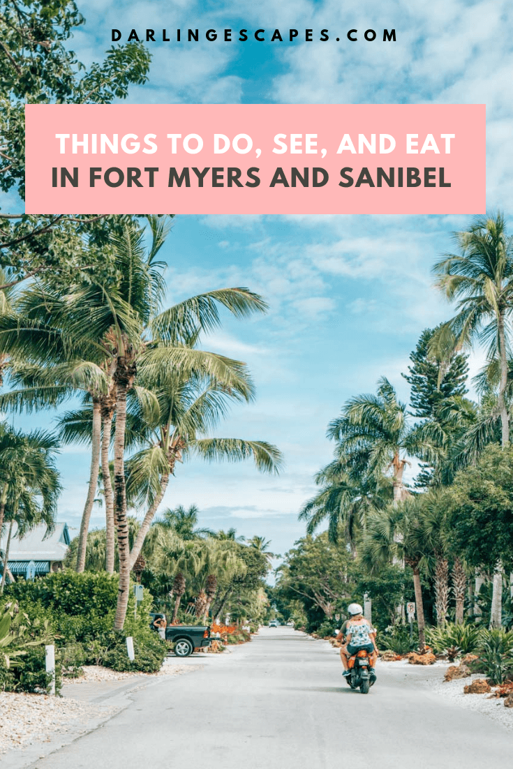 All the things to do in Fort Myers and Sanibel Island