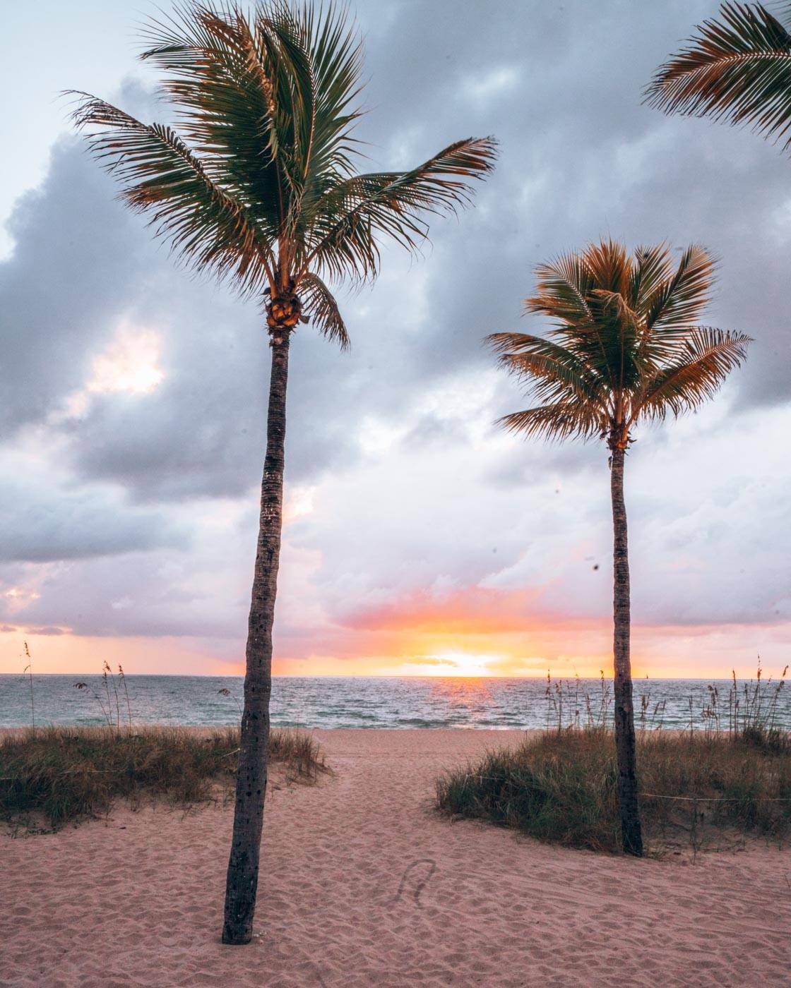 Be sure to wake up to catch the sunrise. It's one fo the can't miss things to do in Fort Lauderdale