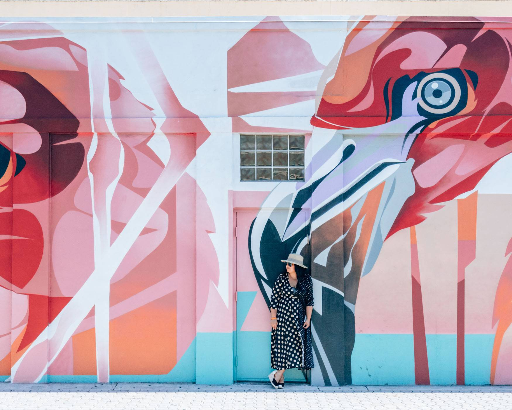 The Downtown hollywood mural project is one of the top things to do in Fort Lauderdale and surrounding areas.