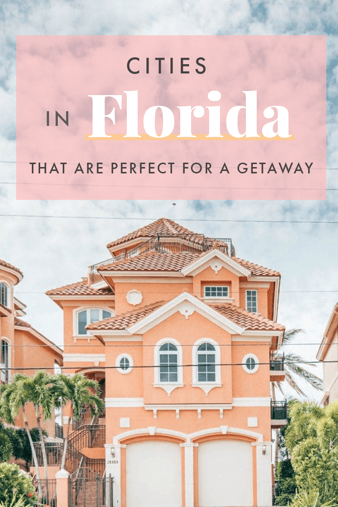 11 destinations in south Florida that you can't miss, including ideas on things to do in each city and where to stay! #Florida #Sanibel #SoFlo