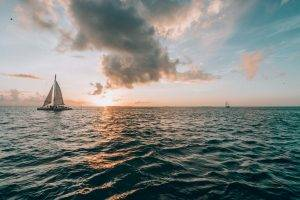 The best sunset in Key West- top cities to visit in Florida