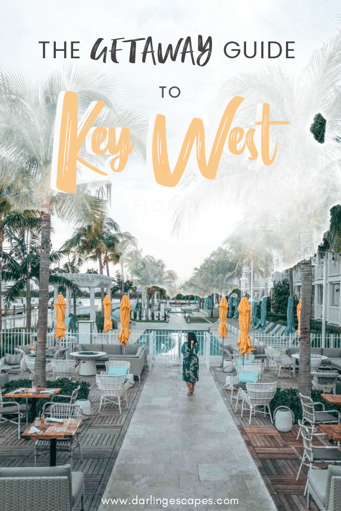 Planning a getaway to the Keys? We've pulled together a guide with the best things to do in Key West, including our favorite activities, where to eat, and where to stay! #Keywest #florida #SoFlo