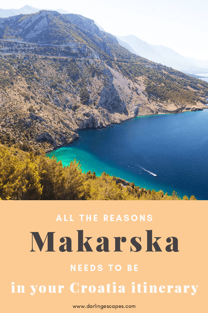 Summer inspiration! Get some visuals on one of the finest destinations Dalmation tourism has to offer: Makarska Riviera in Croatia. A calm area with crystal clear sea, green pines and the brightest turquoise waters.