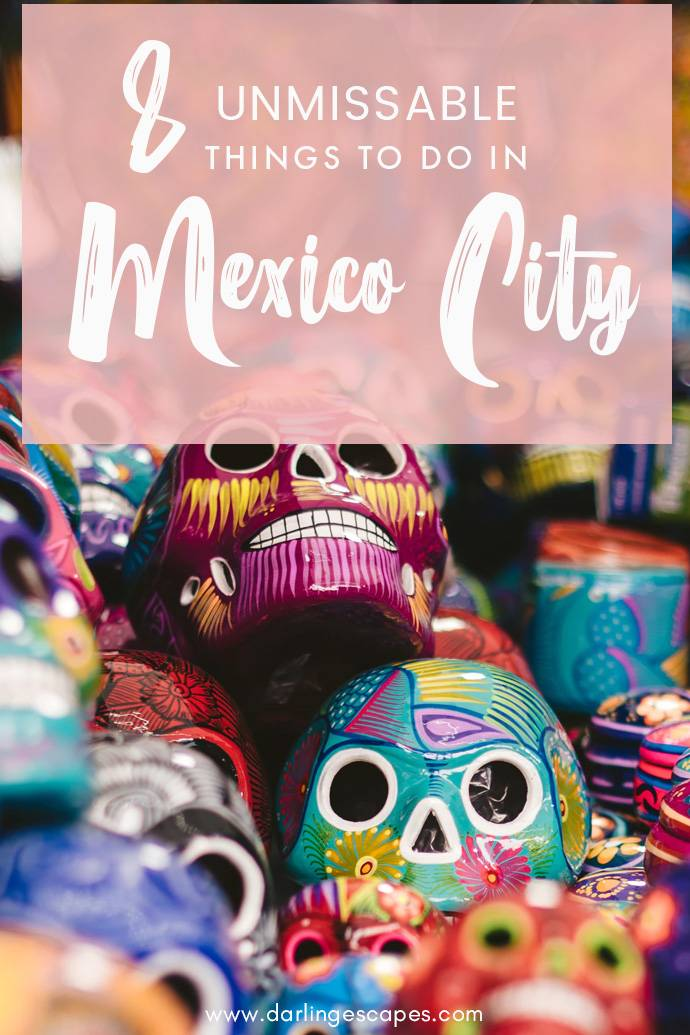 The Frida Kahlo museum, Aztec ruins and live mariachi bands to end the day: Mexico City had it all! Find your own mix of old and new with this list of what to do in Mexico\'s capital and surroundings.