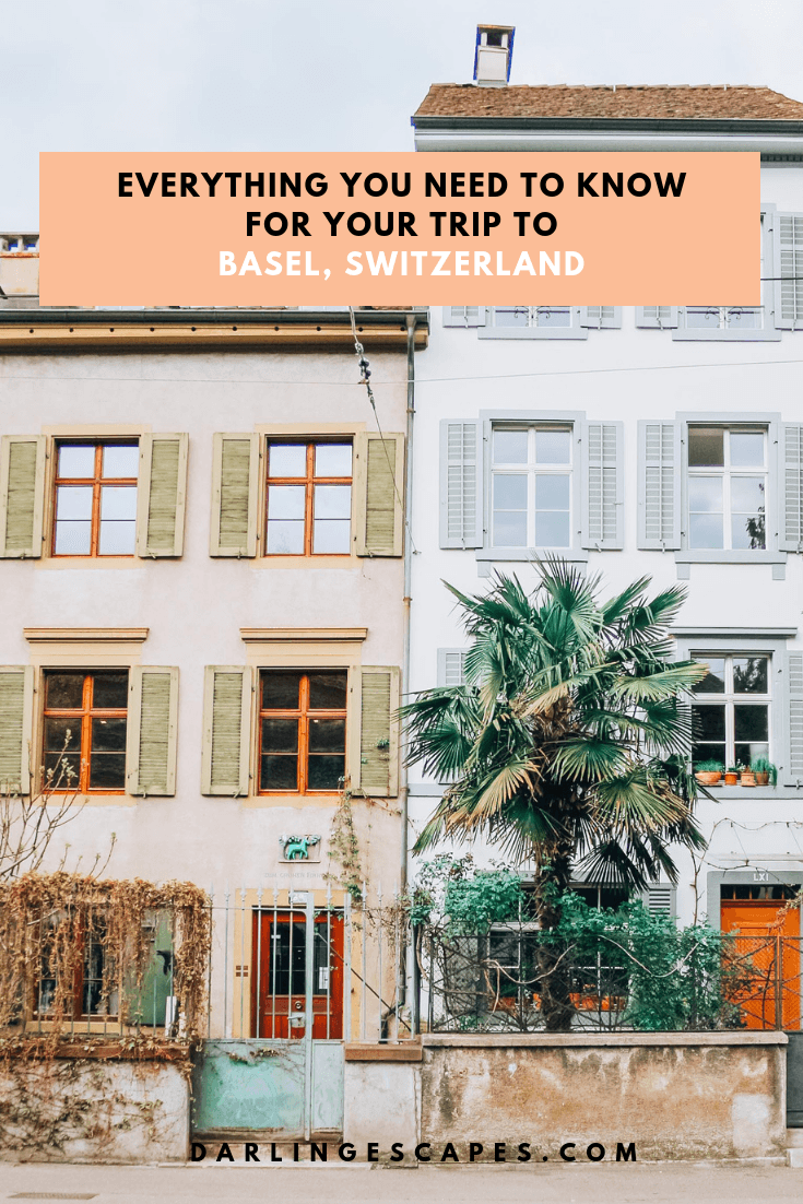 Looking for things to do in Basel? We have you covered with finding where to stay, what to do in Basel and where to eat, including Basel's Old Town!