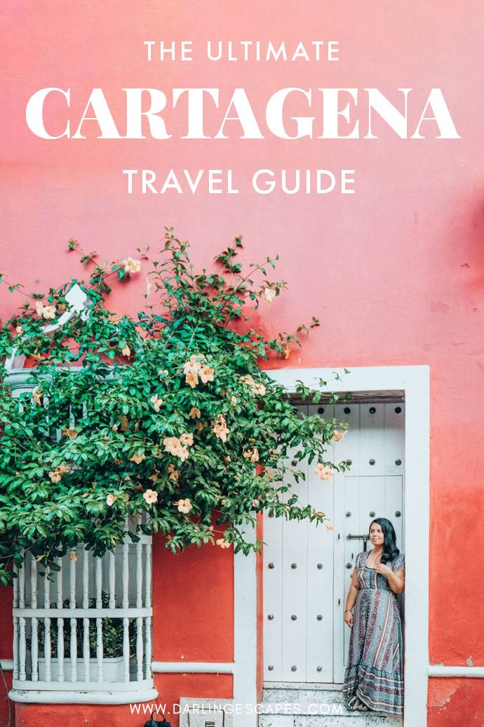 Planning to travel to Cartagena- Colombia's prettiest city? We've put together a list of our favorite things to do in Cartagena (including a foodie guide!) + tips on where to stay.