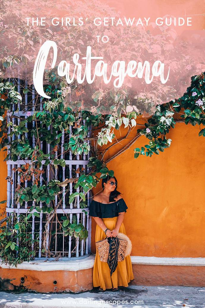 Planning your trip to Cartagena and looking for the best things to do in the city? We've got the ultimate getaway guide for you, including our favorite restaurants, where to stay, and the best activities in Cartagena! #ColombiaTravel