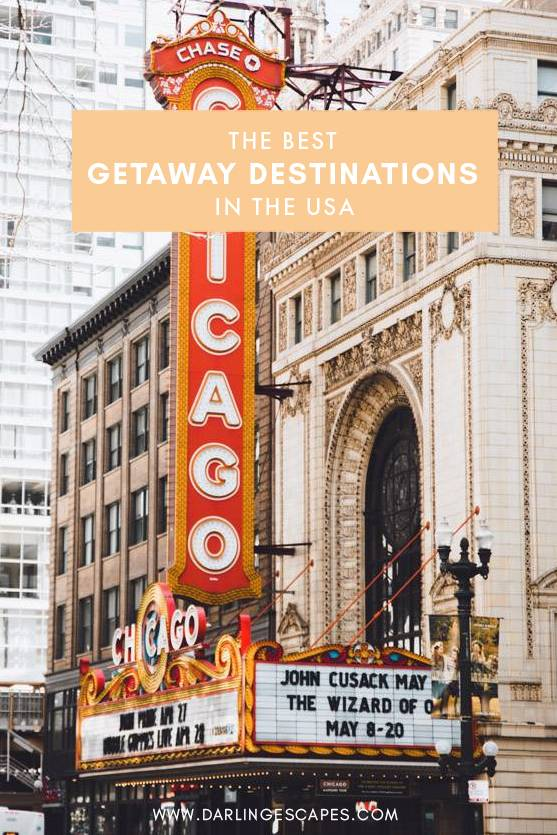 Planning a girls' getaway and looking for destination ideas in the USA? We've got the eight best cities for a weekend getaway with the gals!