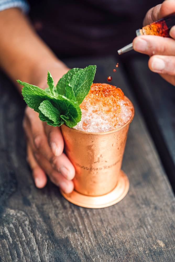 Savannah is high on our list of Girlfriend Getaways inside the US; just don't dare to leave without trying a famous mint julep