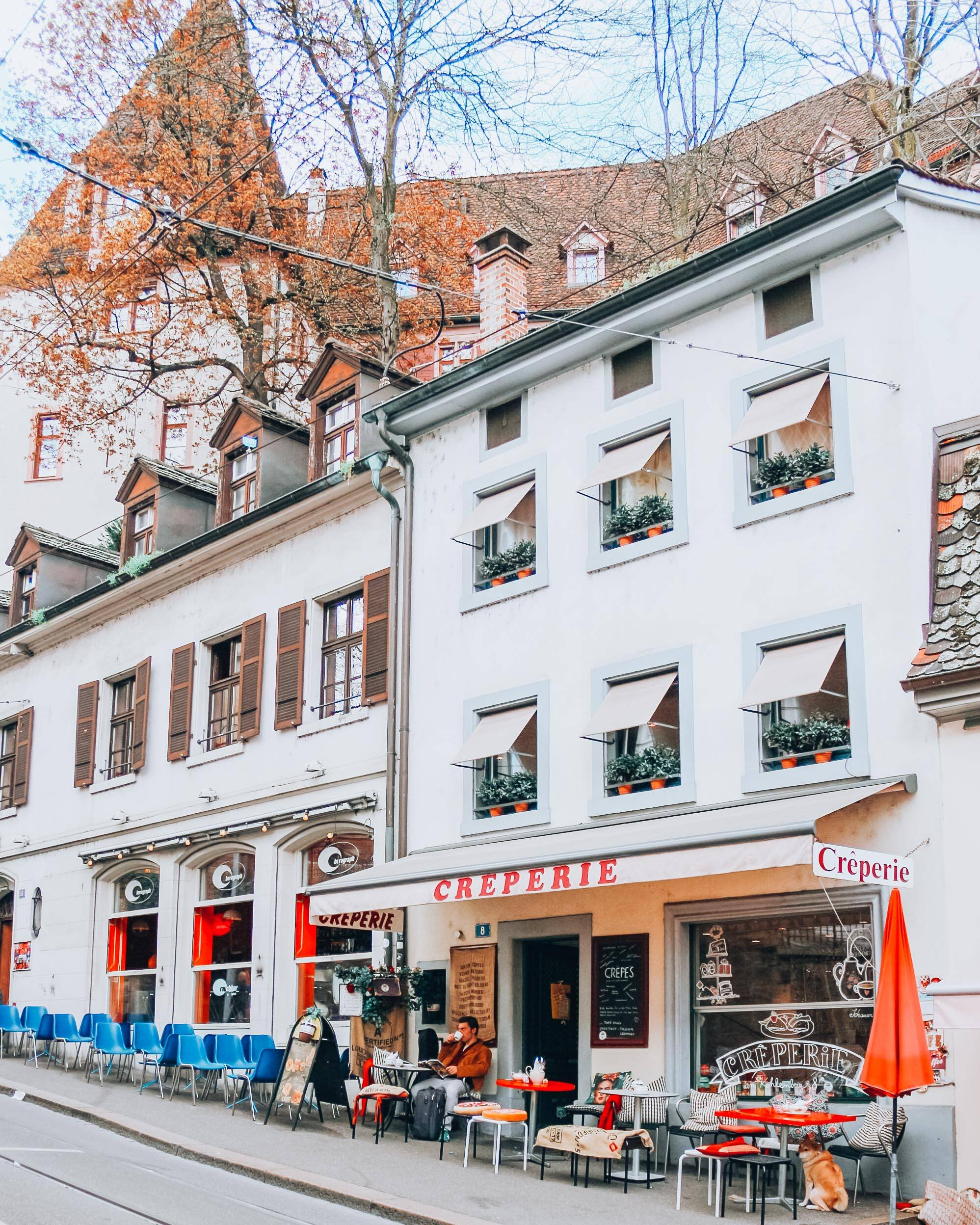 The ultimate guide to spending your time in Basel, Switzerland- covering everything you need to do, see, and eat.  #inlovewithswitzerland #Basel