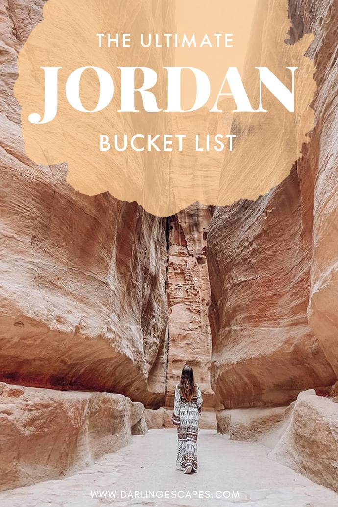 Looking for the best things to do in Jordan? We've got the perfect Jordan itinerary for you, including a list of the most incredible things to do in the country!