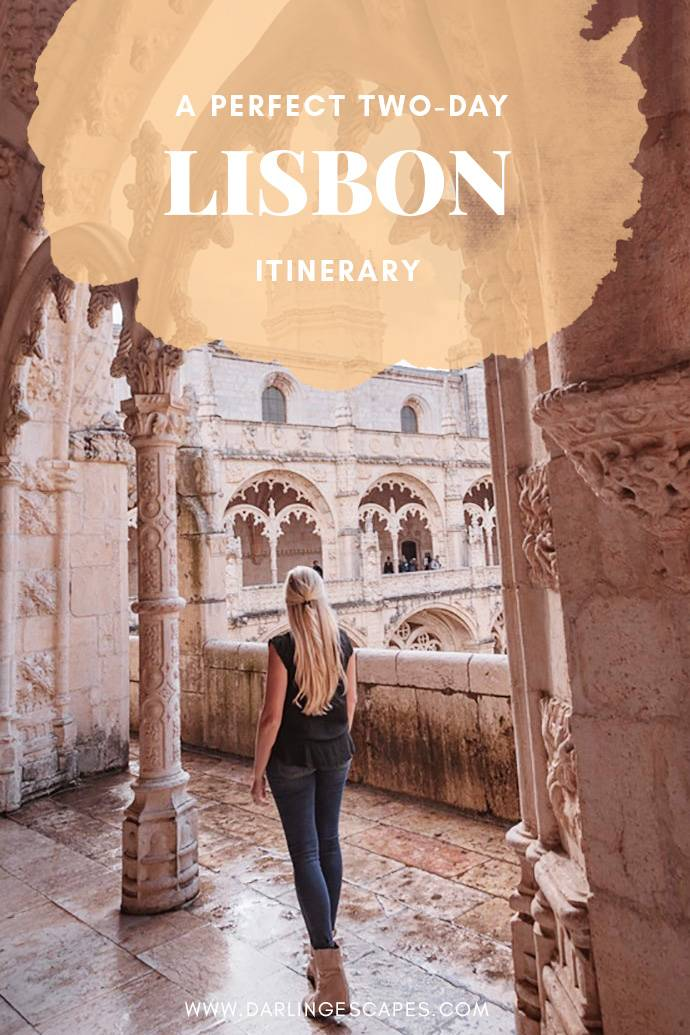 From friyay to sunday: here's all you need to know before visiting Lisbon on a girls-getaway. What the best sights are, how far to walk, and where to get drinks - we've set up a detailed schedule on all must-sees you and your girls can enjoy for a weekend of fun. Also included is a link to Lisbon's most Instagrammable spots. (We've got you covered, even if Insta husband isn't there.)