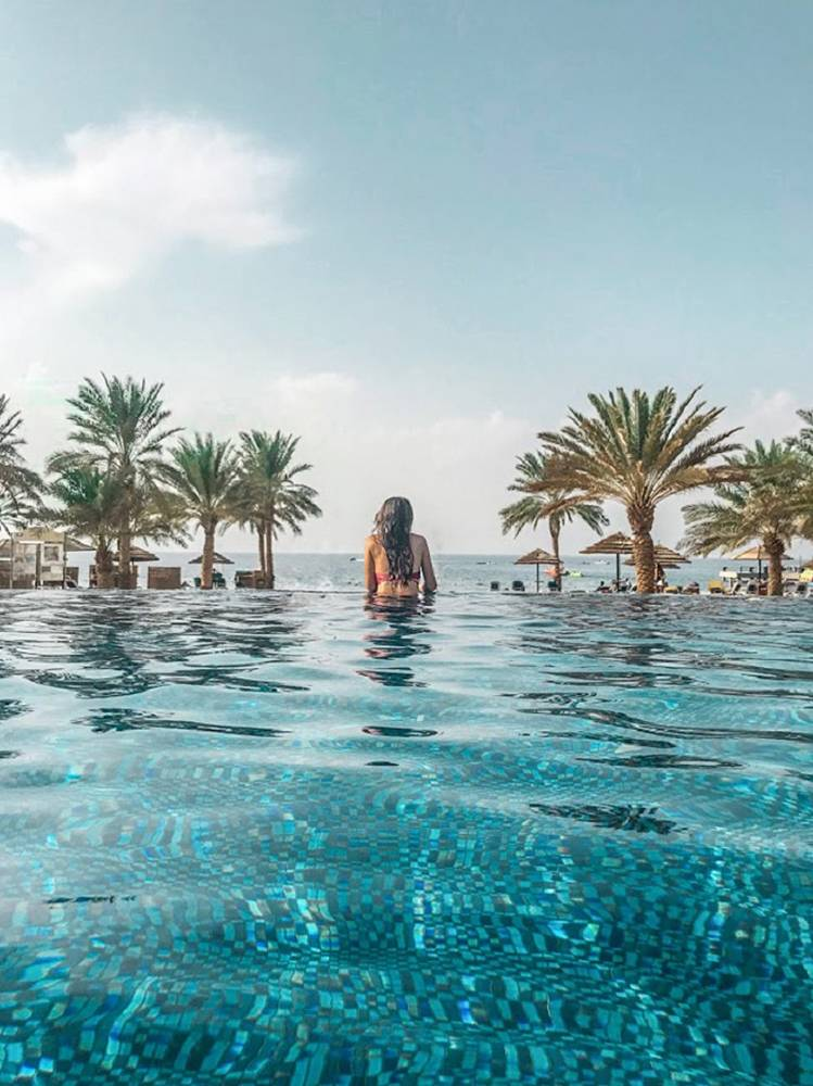 Aqaba made our top picks in Jordan as a well deserved place to rest up after so making so many new impressions.