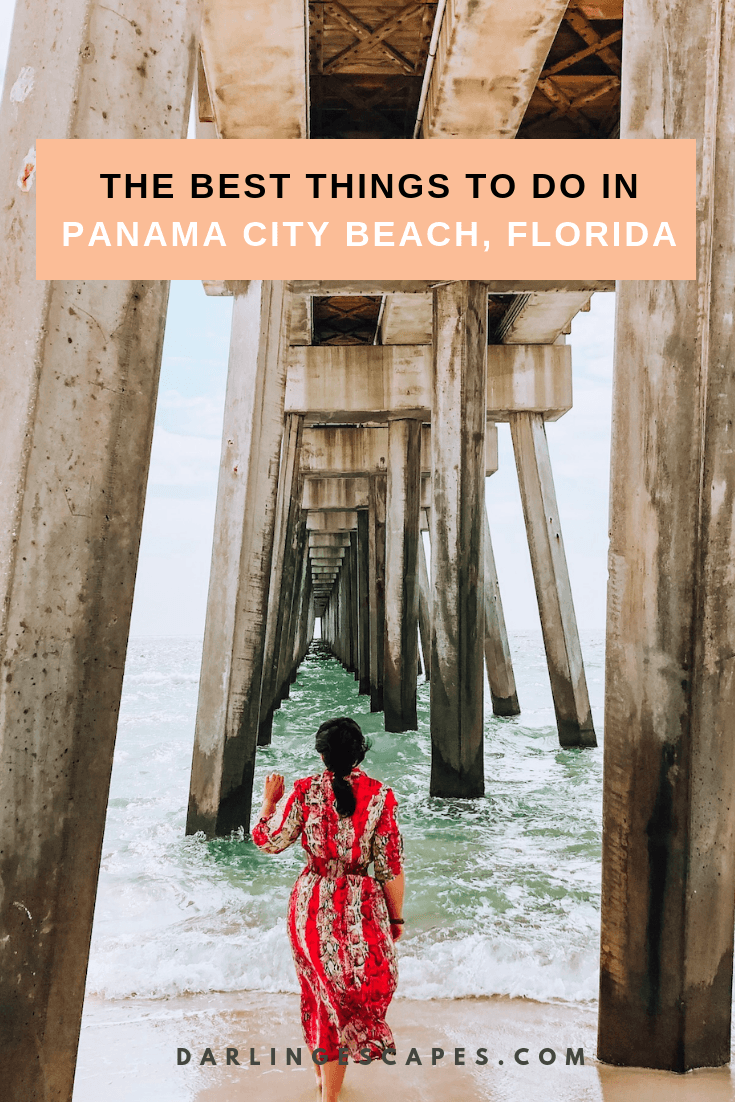 Looking for places to eat in Panama City Beach? We have you covered- with places to go, things to see and where to eat and where all the best beaches are #VisitFlorida #Panamacitybeach