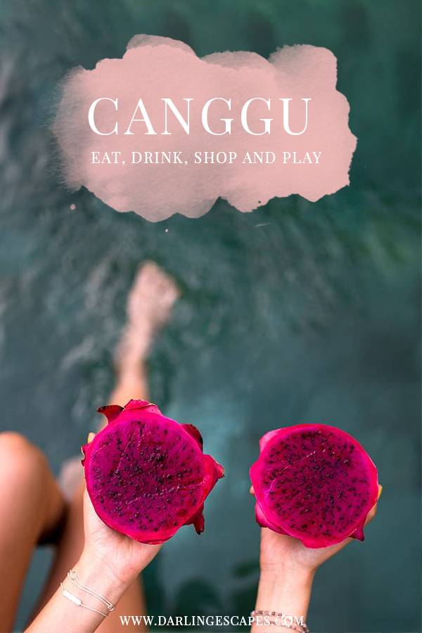 The first timer's guide to Canggu, Bali with our top picks on the best things to do, the best villas to stay in, and where to eat at Bali's hippest destination