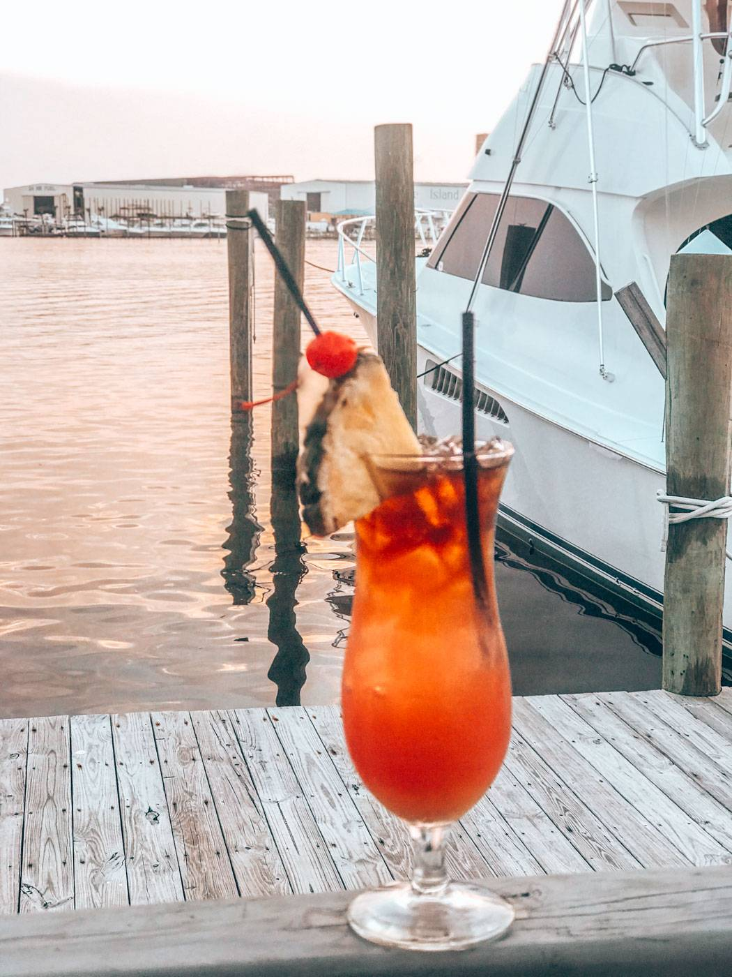 Looking for the best places to eat in Panama City Beach? We have you covered with these great finds including a stop at the Grand Marlin #Florida #Panamacitybeach
